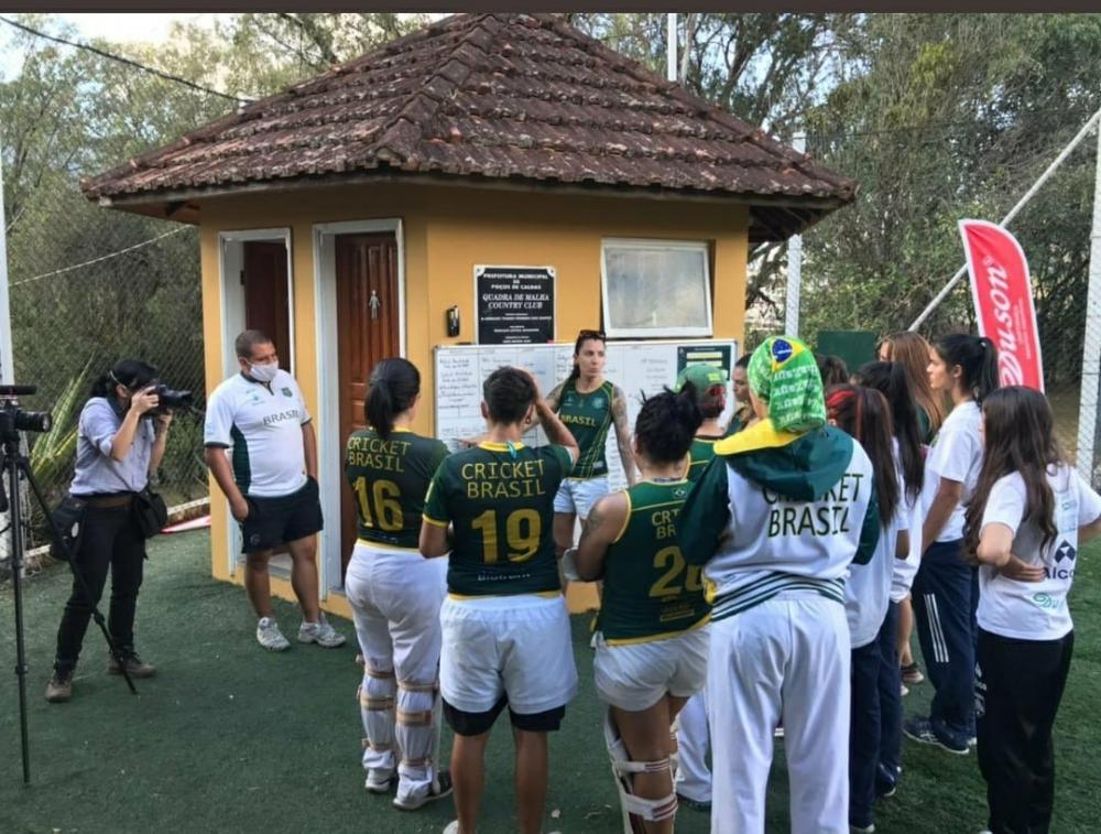 The Weekend Leader - Taco helps in revolutionising cricket in Brazil