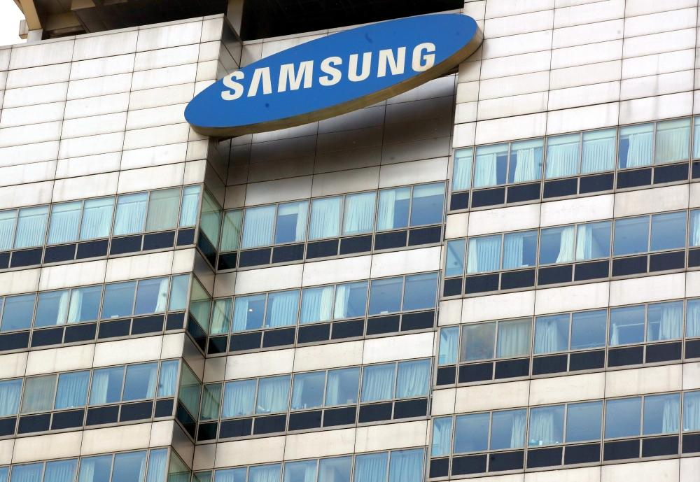 The Weekend Leader - Samsung sales drop in Q1 foundry market on US plant suspension