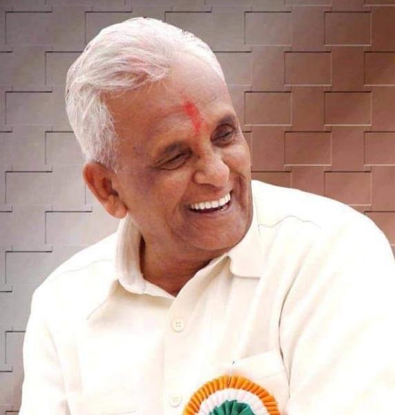 The Weekend Leader - 11-time Maha MLA Ganpatrao Deshmukh dies at 95