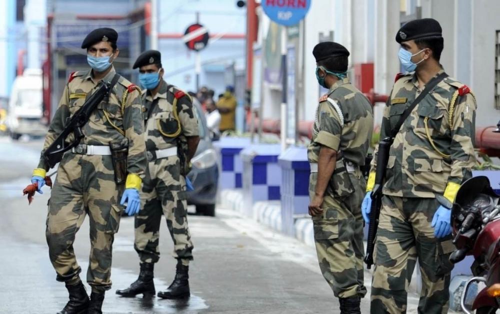 The Weekend Leader - Two Pak intruders shot dead by BSF in Punjab