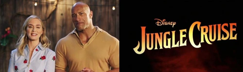 The Weekend Leader - Dwayne Johnson got 'ghosted' by Emily Blunt