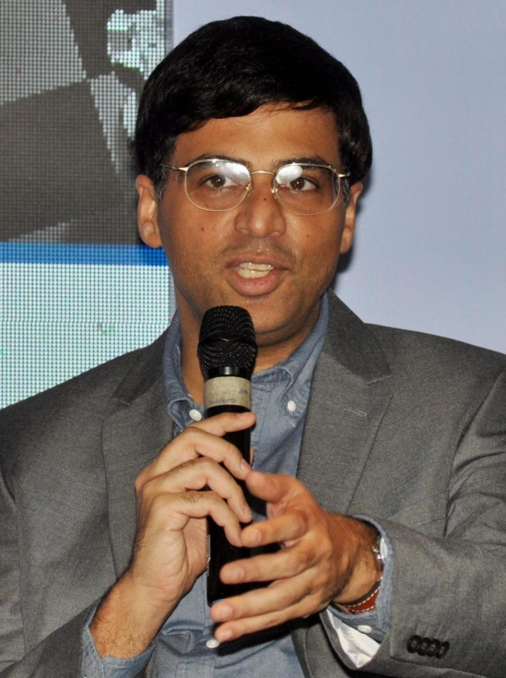 The Weekend Leader - Anand replaces Vidit as captain of Indian chess Olympiad team