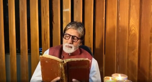 Big B's blog turns 12, he wonders how fans could 'tolerate' it this long!