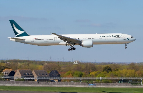 Cathay Pacific exploring all options to ensure survival