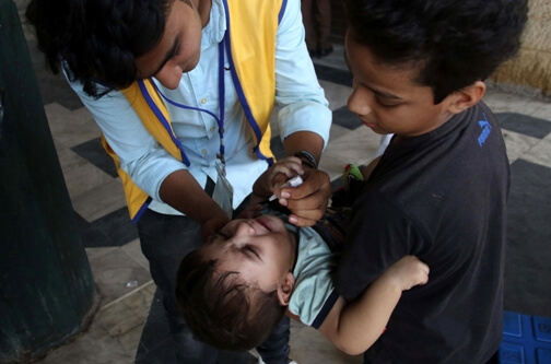 South Asia warned of child health crisis amid COVID-19