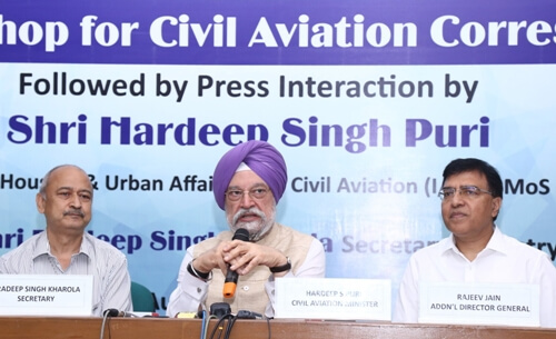 Civil Aviation Ministry sealed after staffer tests Covid positive