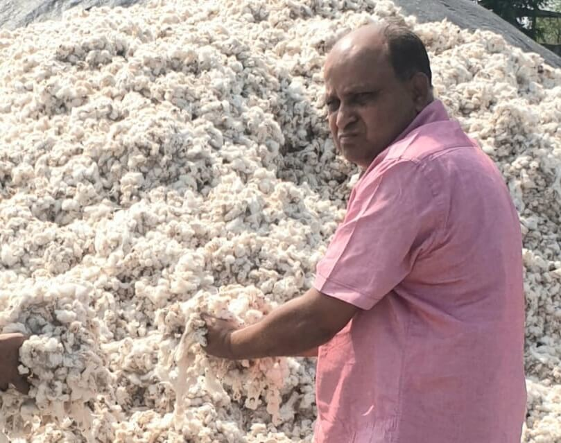 M'rashtra cotton coterie covets crores in corona crises
