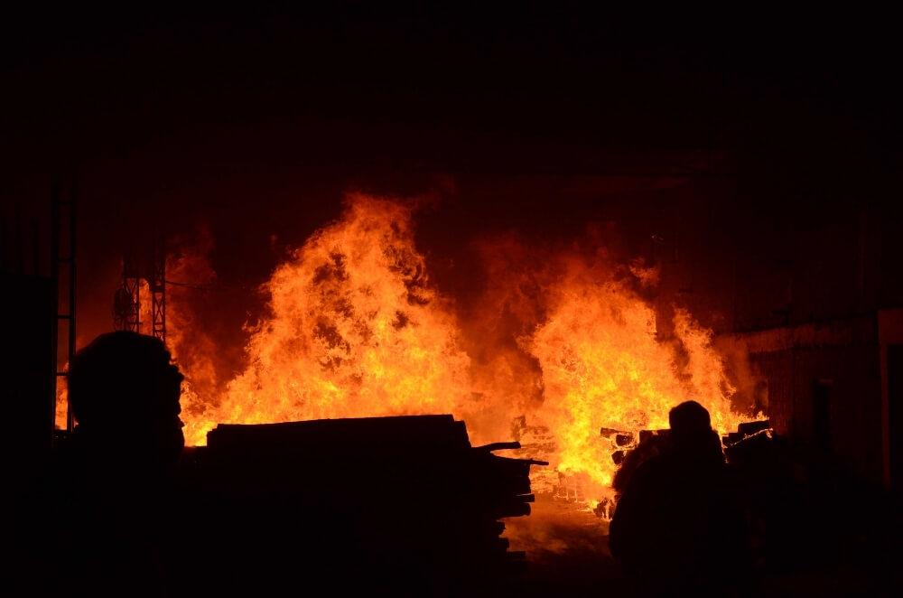 38 dead in S.Korea warehouse fire, rescue operations continue
