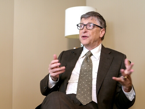 Very few nations will get 'A grade' on pandemic response: Bill Gates  ?