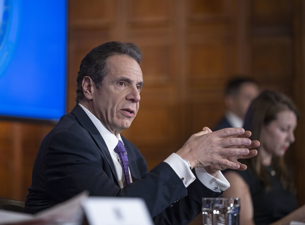 25% of New York City residents infected with COVID-19: Cuomo