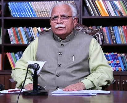 Haryana to provide insurance of Rs 10 lakh to journalists, govt employees