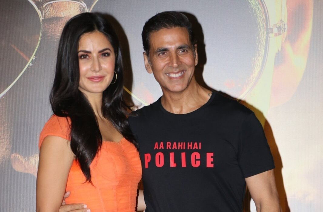 Katrina Kaif turns chef again, still unsure of what she's cooked up!  ?