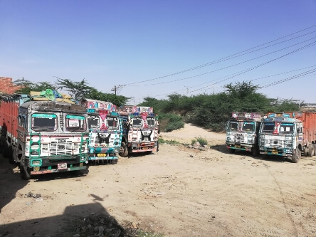 Only 20% of trucks plying on NHs, truckers complain of problems