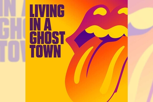 The Rolling Stones unveil quarantine song 'Living in a ghost town'