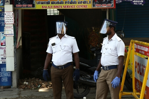 Greater Chennai Police asks policemen above 55 to be at home
