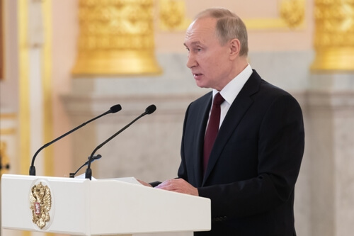 Putin signs law moving WWII end day to Sep 3