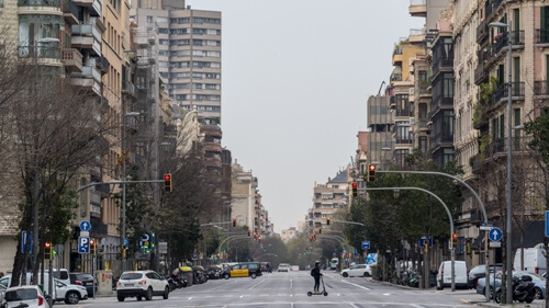 Spain eases economic restrictions amid pandemic