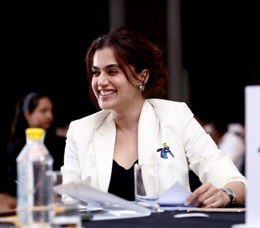Here's how Taapsee Pannu beats promotion stress