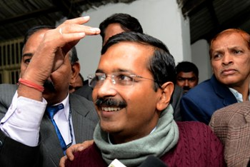 Kejriwal to contest from New Delhi