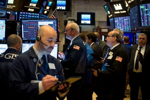 US shares see biggest weekly gain in 46 years