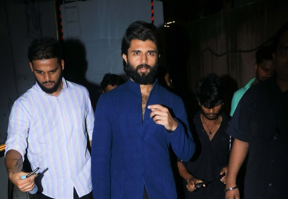 Vijay Deverakonda makes two 'big, important announcements'
