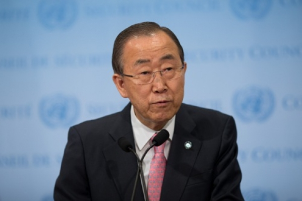 Kalam an 'inspiration', says Ban Ki-moon