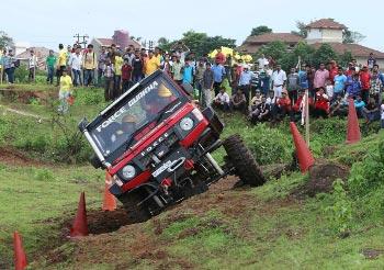 A new challenging motorsport in rain