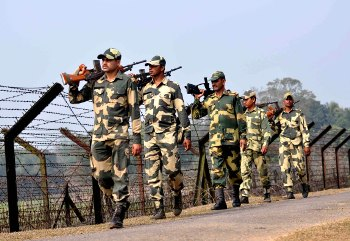 The Weekend Leader - BSF's 180,000 sapling green mission along India's frontiers
