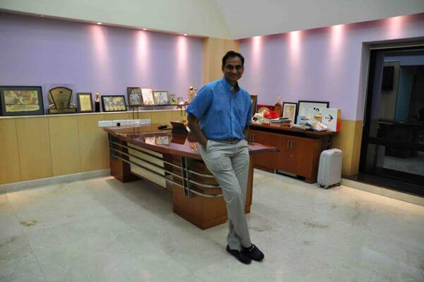 how a boy from a small-town built a rs 1450 crore turnover company