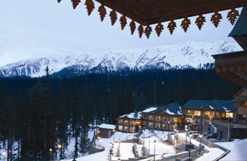 Khyber Himalayan resort brings accolades to Gulmarg
