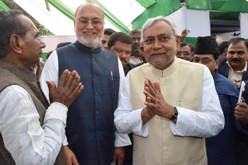 The Weekend Leader - Manjhi quits, Nitish to be next Bihar CM