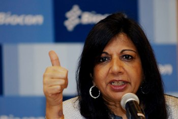 The Weekend Leader - Six Indians in Forbes 50 Asian power businesswomen list
