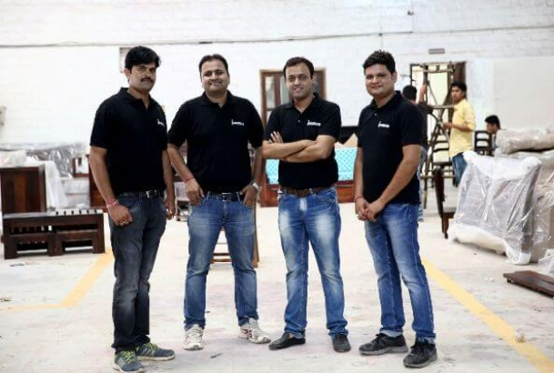 a success story in online furniture business