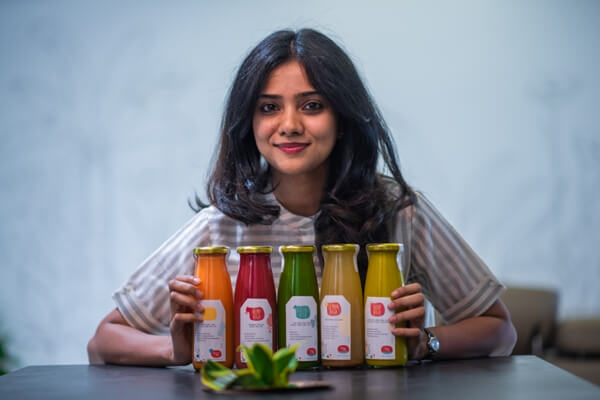 Success Story of Detox Juice maker
