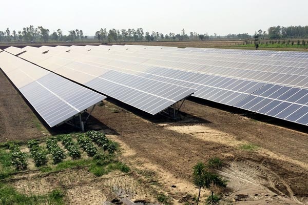 Land Grab In the Name of Solar Power