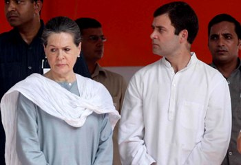 The Gandhis must vacate for an opposition to take shape