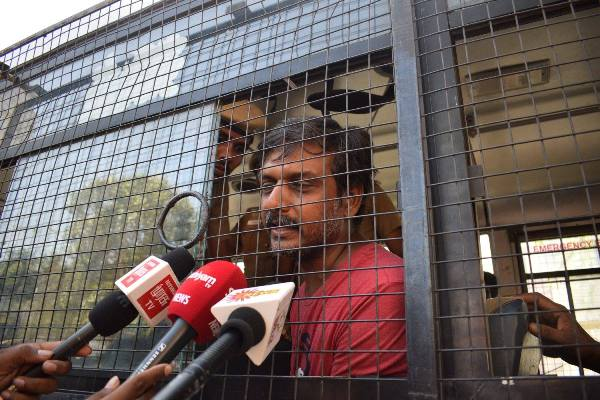 From running an Advertising agency to detention under Goondas Act: Thirumurugan Gandhi's story