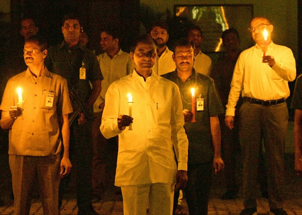 Telangana will become corona free in few days: KCR