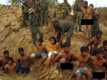 The Weekend Leader - New evidence links Sri Lankan top brass to war crimes