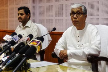 The Weekend Leader - Special status of northeast states must continue: Tripura CM