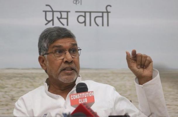 Declare drought a national emergency: Kailash Satyarthi
