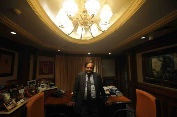How a Professor of Economics built a 1,000 Crore turnover business group