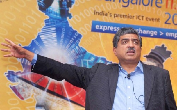 The Weekend Leader - Ventures in infancy need PM's support: Nilekani