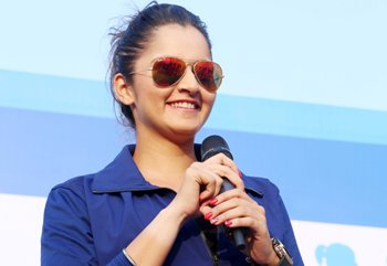 Sania named UN Women's goodwill ambassador for S Asia