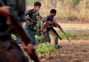 The Weekend Leader - All you need to know about Maoist Violence in India