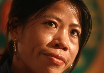 Mary Kom punches her way to Asiad gold