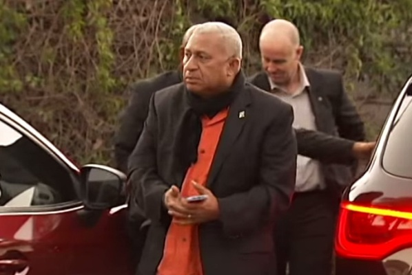 A 'benevolent military dictator' voted to power in Fiji
