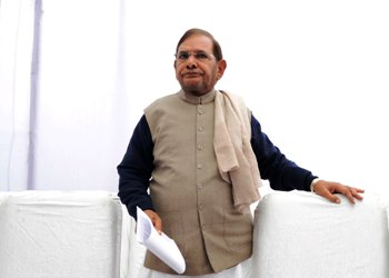The Weekend Leader - Modi will never bring black money to India: Sharad Yadav