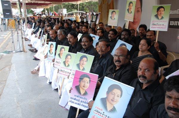 Judgment's aftermath and Jayalalithaa's future