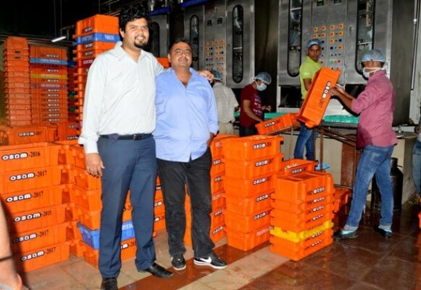 Four Friends joined hands to build a Rs 100 Crore Turnover Dairy business